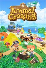 Animal Crossing New Horizons Poster Image