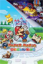 Paper Mario Origami King Poster Image