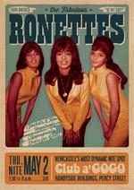 The Ronettes Poster Image